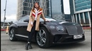 НОВЫЙ BENTLEY CONTINENTAL GT тачкатопчик
