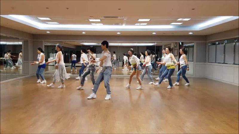 Cinderella Line Dance(Low Intermediate Level)