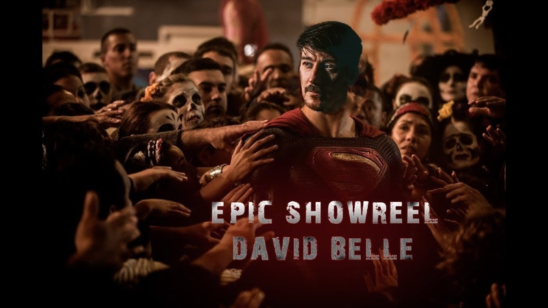 Epic Showreel David Belle 2019