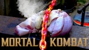 Scorpion CAN Cut a Person in Half with Heat The Science of Mortal Combat
