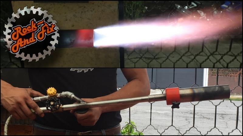 Soplete de Gas Propano | Propane Burner Build