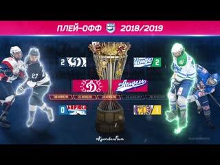 "Финал ЖХЛ 2018/2019. ""Агидель"" vs ""Динамо СПб"""
