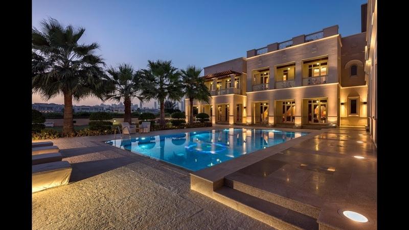 Sector P Villa, Emirates Hills, Dubai, UAE | Gulf Sotheby's International Realty