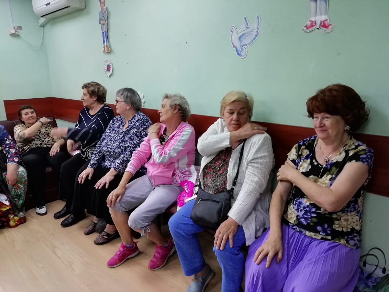 Участники проекта «Московское долголетие» из Некрасовки активно посещают секцию «Фитнес мозга»