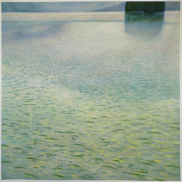 Озеро Аттерзее Густав Климт (1862 1918)
