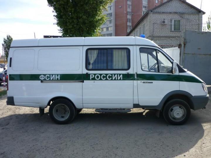 Водитель, сотрудник отдела тылового обеспечения в Следственный изолятор №2 УФСИН РФ по РТ