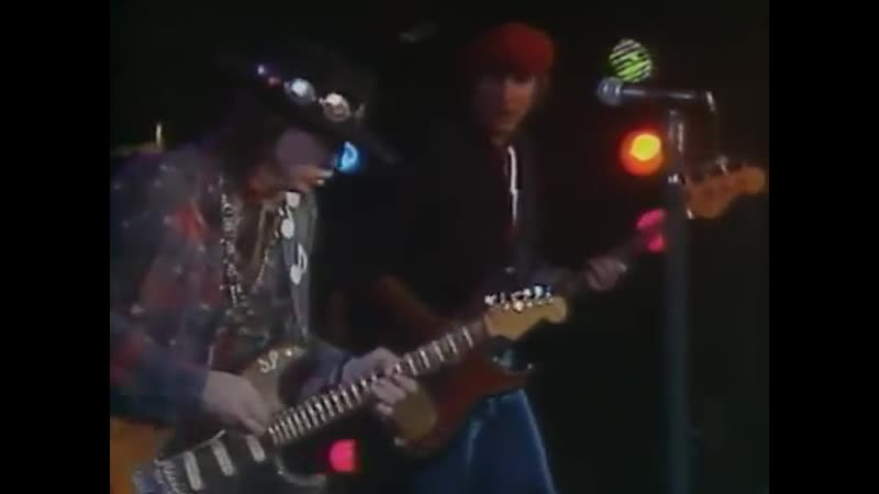 Стиви Рэй Вон Stevie Ray Vaughan Third Stone from the Sun Live at the El Mocambo