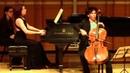 Edgar Moreau, cellist   Bach Sonata No. 3 in G minor, I. Vivace
