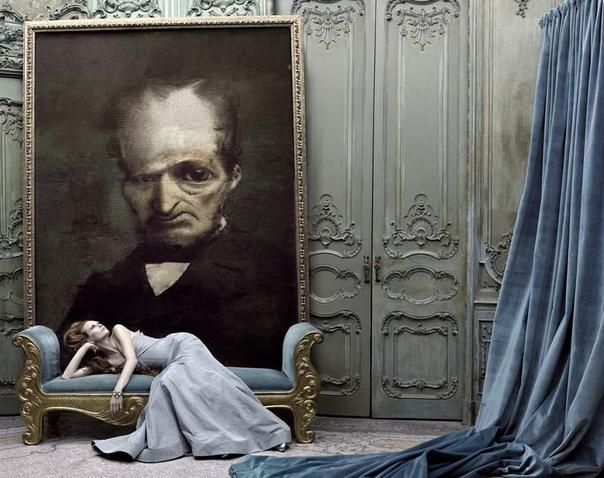 Испанский режиссёр Эухенио Рекуэнко создаёт постановочные фотографии к известным сказкам.