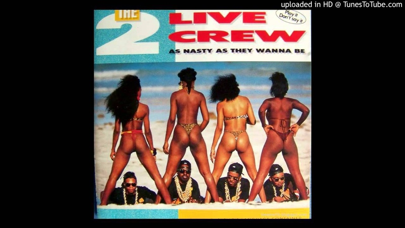 The 2 Live Crew - Me So Horny