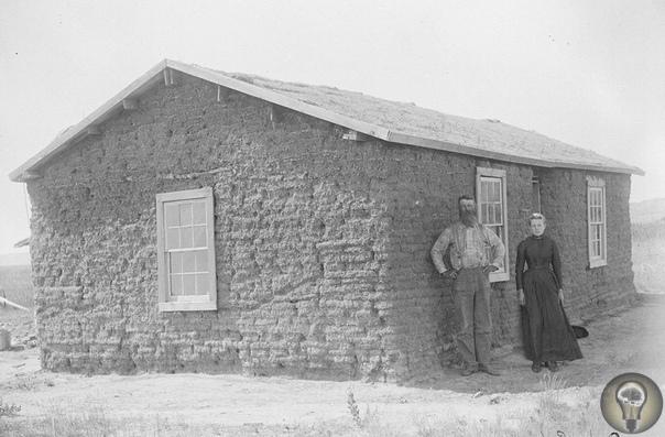 АМЕРИКАНСКАЯ ЦЕЛИНА. Ч.-1 Как заселялись американские прерии: ретро-фотографии 1886-1911 годов Соломон Батчер, американский первопроходец, школьный учитель и, наконец, фотограф, оставил потомкам