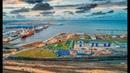 Развитие подходов к порту Усть Луга