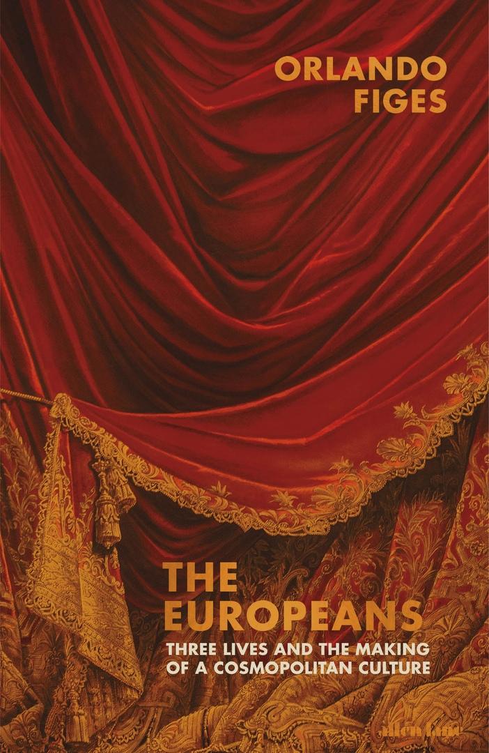 Orlando Figes - The Europeans