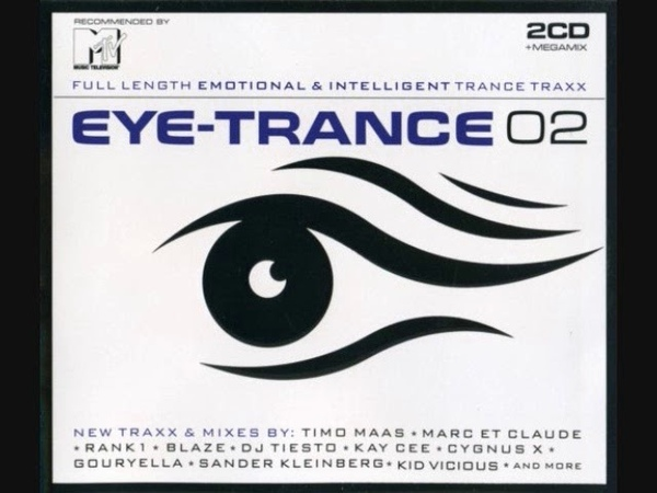 Daniel Bruns Presents Eye Trance 02 - CD1 CD2