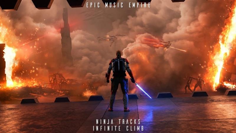 Ninja Tracks - Infinite Climb | Epic Powerful