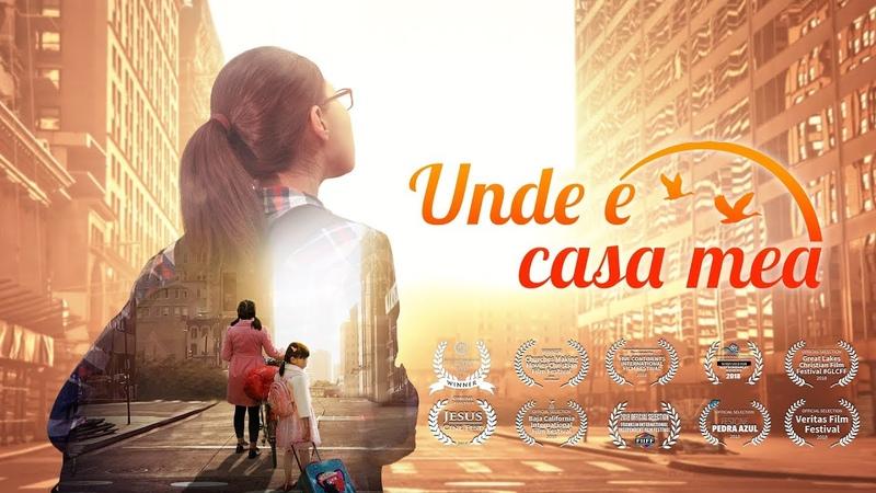 """Film crestin in romana """"Unde E Casa Mea"""" Dumnezeu mi-a dăruit o familie fericită"""