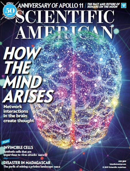 Scientific American - July 2019