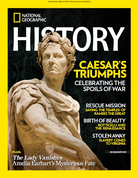 National Geographic History - July / August 2019