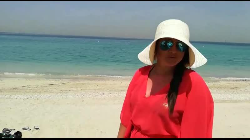 ОАЭ Дубай Nikki Beach Resort Spa Dubai Апрель 2019
