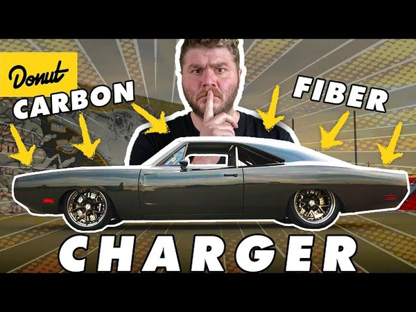 FULL Carbon Fiber 950HP Charger Everything Inside Out Bumper 2 Bumper