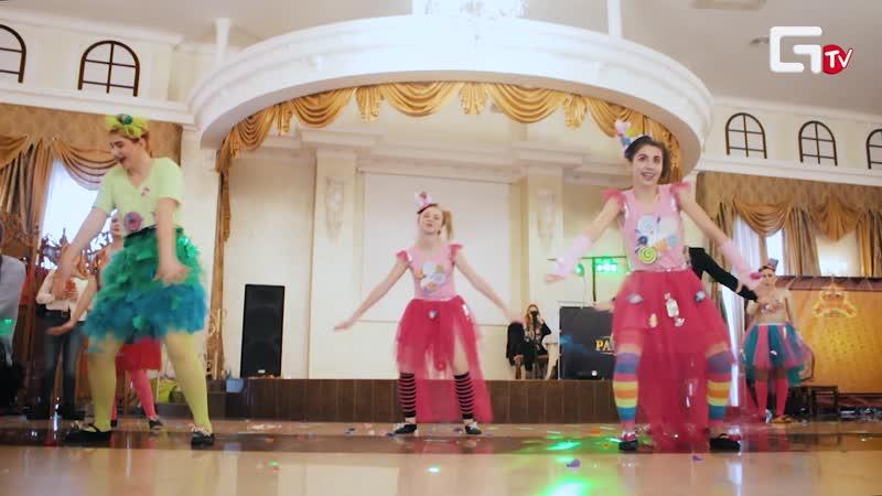 03 03 19 детский праздник Шоколадная фабрика Вилли Вонка