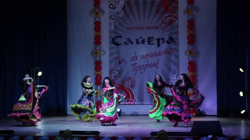 Цыганочка клуб Иштари Урюпинск