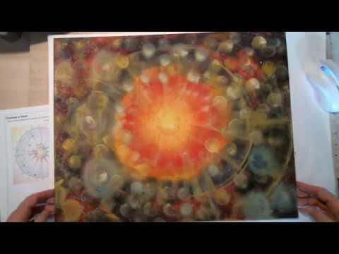 Рисуем Нейрографику: Весеннее равноденствие и переход Солнца в знак Овна с 21 03 19 Часть первая
