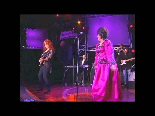 Ruth Brown and Bonnie Raitt Perform at the 1993 Hall of Fame Inductions