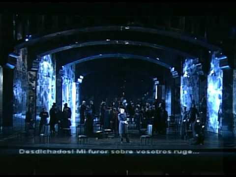 Enrico's stretta from Lucia di Lammermoor