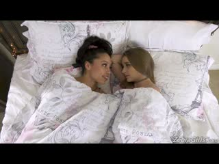 Alexis tae and laney grey [lesbian]