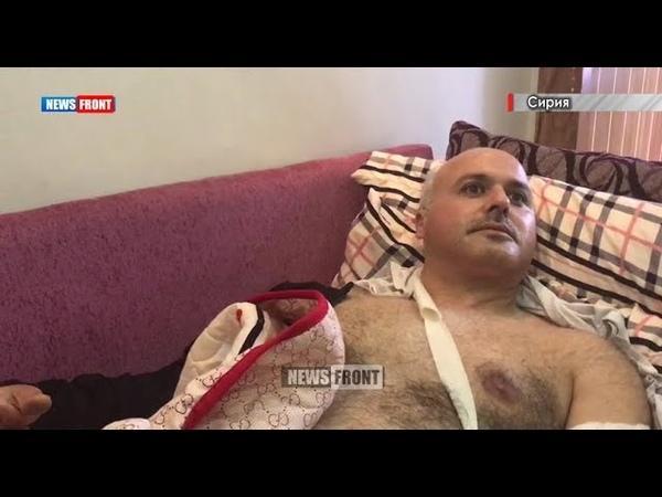 Обстрел госпиталя в сирийском Масьяфе, погибли 6 человек