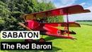 SABATON The Red Baron Official Lyric Video