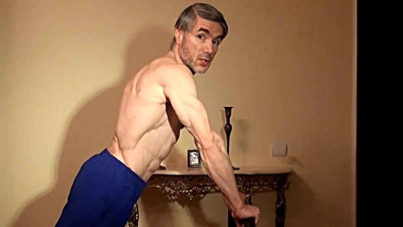 Лучшее упражнение от гипертонии (повышенного давления)