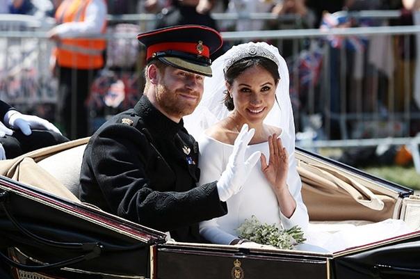 Меган Маркл и принц Гарри впервые стали родителями.