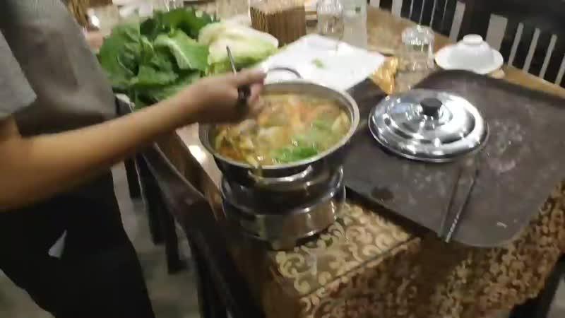 Суп неделька по Вьетнамски 2
