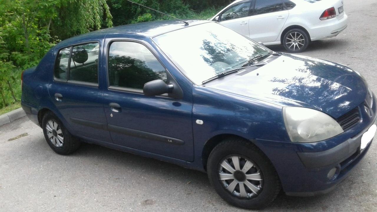 В Таганроге сотрудники полиции раскрыли угон автомобиля Renault Symbol