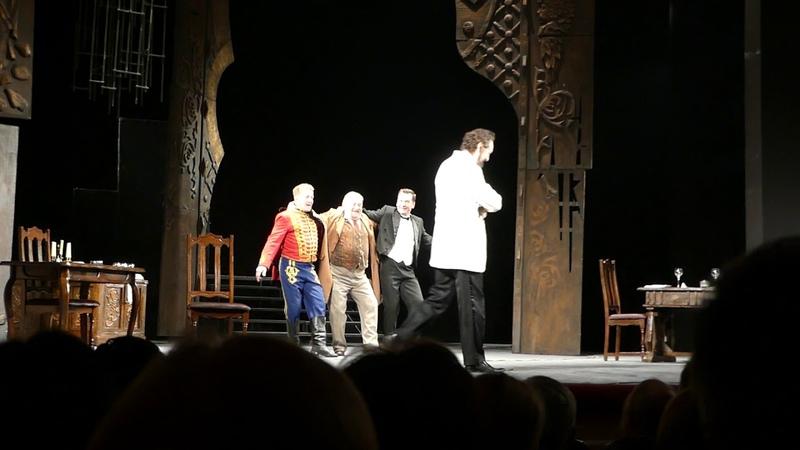 Отрывок из спектакля Н Гоголя Игроки Брянского драматического театра А Толстого