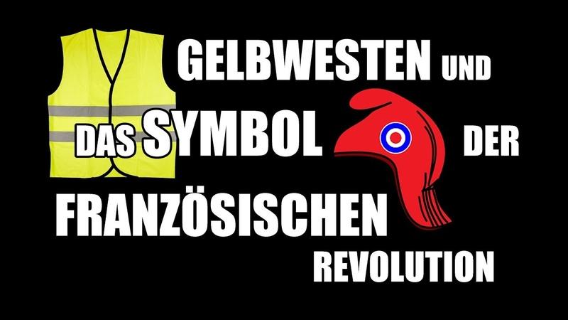 Gelbwesten und das Symbol der Französischen Revolution