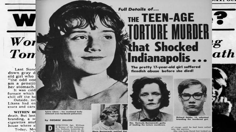 Сильвия Лайкенс, жуткая история | Американское преступление 2007 | Эллен Пейдж