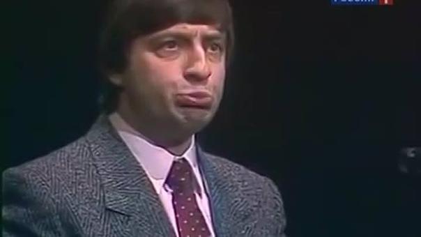 ЮМОРИСТ ПРОТИВ ПЕВЦА (Геннадий Хазанов / Владимир Высоцкий)В 70-е годы у Владимира Высоцкого была фантастическая слава. Но не стоит думать, что у него не было критиков и хулителей. Причем