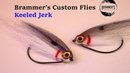 Fly Tying: Brammer's Keeled Jerk - Weedless Baitfish
