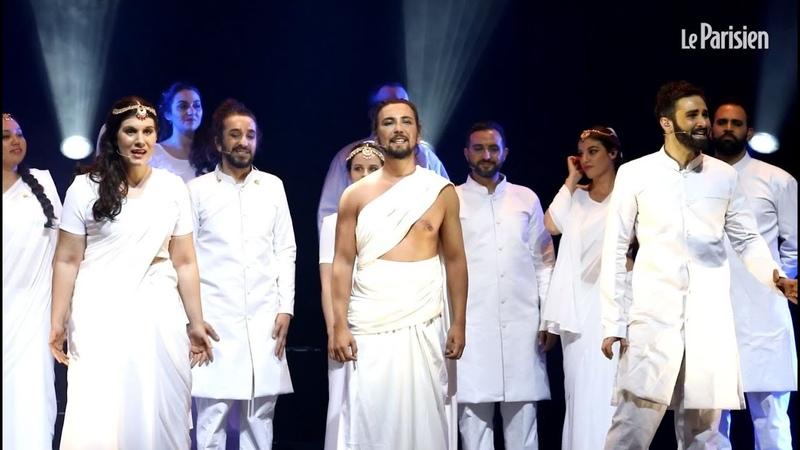 Bouddha superstar dans l'opéra rock Siddhartha