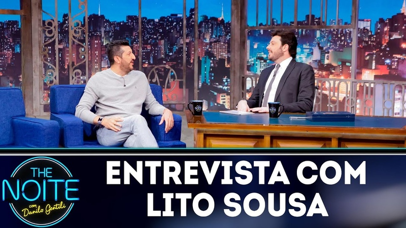Entrevista com Lito Sousa The noite 30 10 18