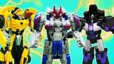 Сборник видео про роботы Трансформеры. Игры для мальчиков.