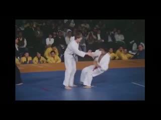 Лучший бой Дольфа,или Нокаут за 10 секунд)