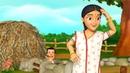 Khokon Khokon Kore Maaye | Bengali Rhymes for Children | Infobells
