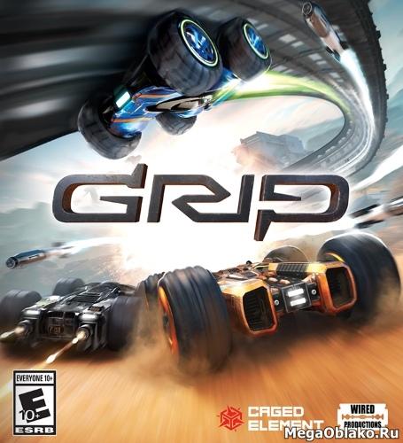 Grip: Combat Racing [v 1.4.0 + DLCs] (2016) PC | Repack от xatab