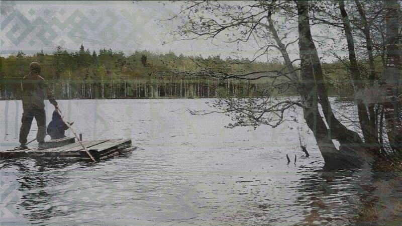 🌲Поход к Новым Местам| Озера Севера| Плот • Searching for New Woodland-Nothern Lakes-Wild Rafting