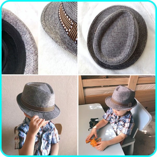 Стильная шляпка – 🔥 © alipab.ru.