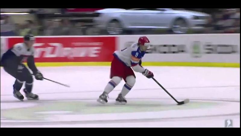 Россия Словакия 2015, 3-2, лучшие моменты, победный гол Панарина, ЧМ по хоккею 2015, 10.05.2015